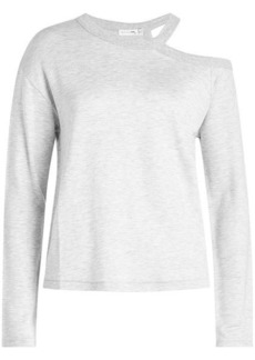 Rag & Bone Sky Top with Cut-Out Neck