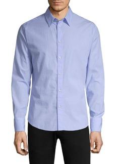 Rag & Bone Slim-Fit Base Button-Down Shirt