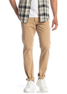 rag & bone Solid Twill Slim Fit Pants
