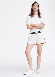 rag & bone SPORT BLOCKED SHORTS