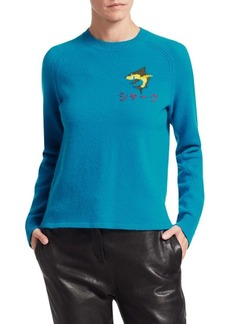 Rag & Bone Storm Shark Wool Sweater