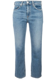 Rag & Bone straight cropped jeans