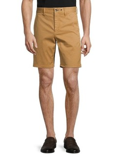 rag & bone Stretch-Cotton Chino Shorts