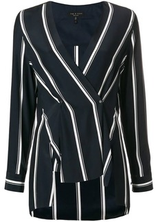 Rag & Bone striped blouse