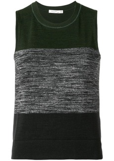 Rag & Bone striped knitted vest