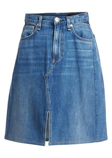 Rag & Bone Super High-Rise Denim Skirt