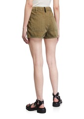 rag & bone Super HR Military Shorts