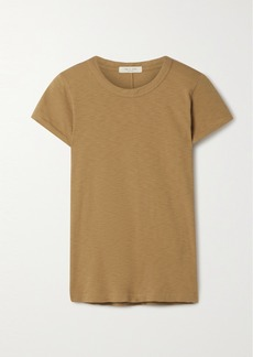 rag & bone The Tee Organic Pima Cotton-jersey T-shirt
