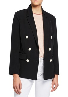 rag & bone Tia Double-Breasted Blazer