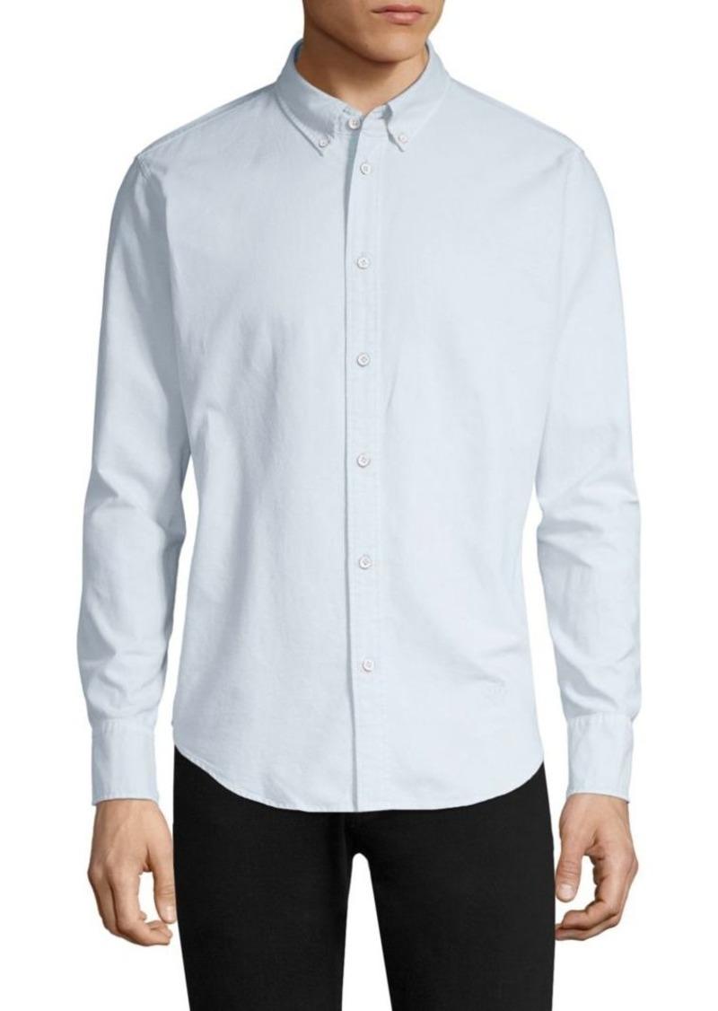 rag & bone Tomlin Oxford Button-Down Shirt