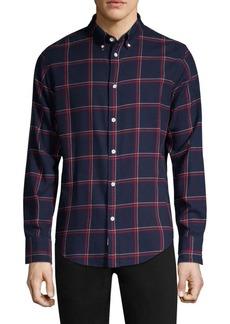 Rag & Bone Tomlin Plaid Button-Down Shirt