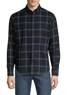 Rag & Bone Tomlin Plaid Button-Down Shirt