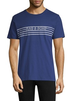 Rag & Bone Universal Lined Graphic T-Shirt