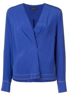 Rag & Bone V-neck blouse