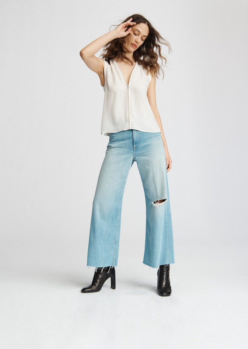 rag & bone VALARIE TOP