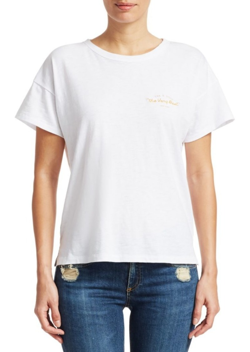 rag & bone Very Best Cotton Tee