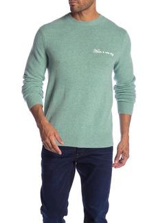 rag & bone Victor Crew Neck Sweater