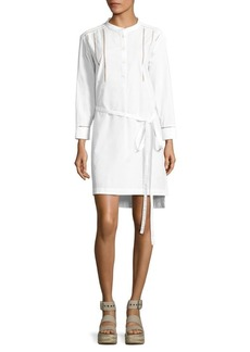 Rag & Bone Walta Cotton Shirtdress