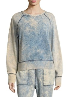 Rag & Bone Washed Terry Pullover