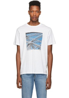 Rag & Bone White Bridge T-Shirt