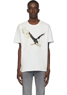 Rag & Bone White Eagle T-Shirt