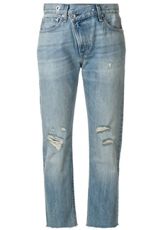 Rag & Bone Wicked cropped jeans