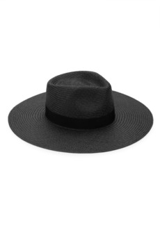 rag & bone Wide Brim Panama Straw Hat