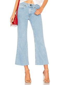 Wide Leg Justine Trouser Jean