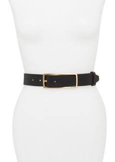 Women's Rag & Bone Rebound Leather Belt