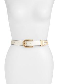 Women's Rag & Bone Ventura Leather Belt