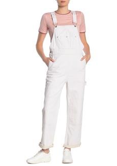 rag & bone Workwear Denim Overalls