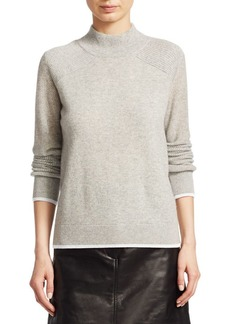 Rag & Bone Yorke Cashmere Turtleneck Sweater
