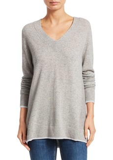 Rag & Bone Yorke Cashmere V-Neck Sweater