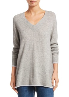 rag & bone Yorke Cashmere V-Neck Sweater