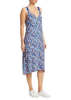 rag & bone Zelda Floral Midi Dress