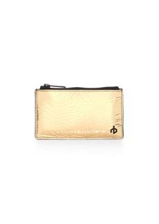 Rag & Bone Zip Leather Card Case
