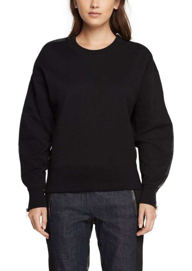 rag & bone Zip pullover