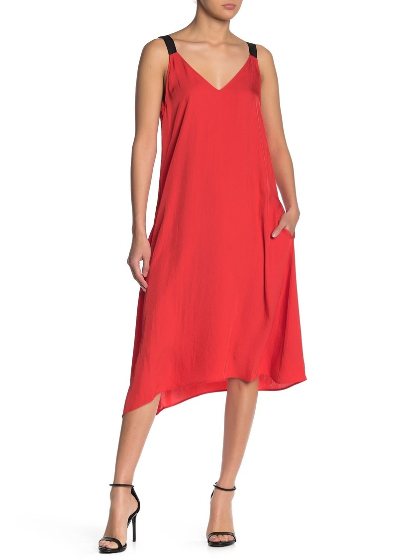 rag & bone Zoe V-Neck Dress