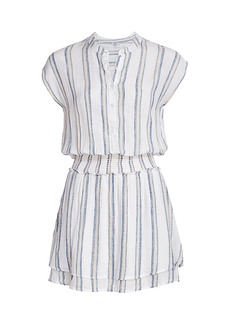 Rails Angelina Striped Mini Dress