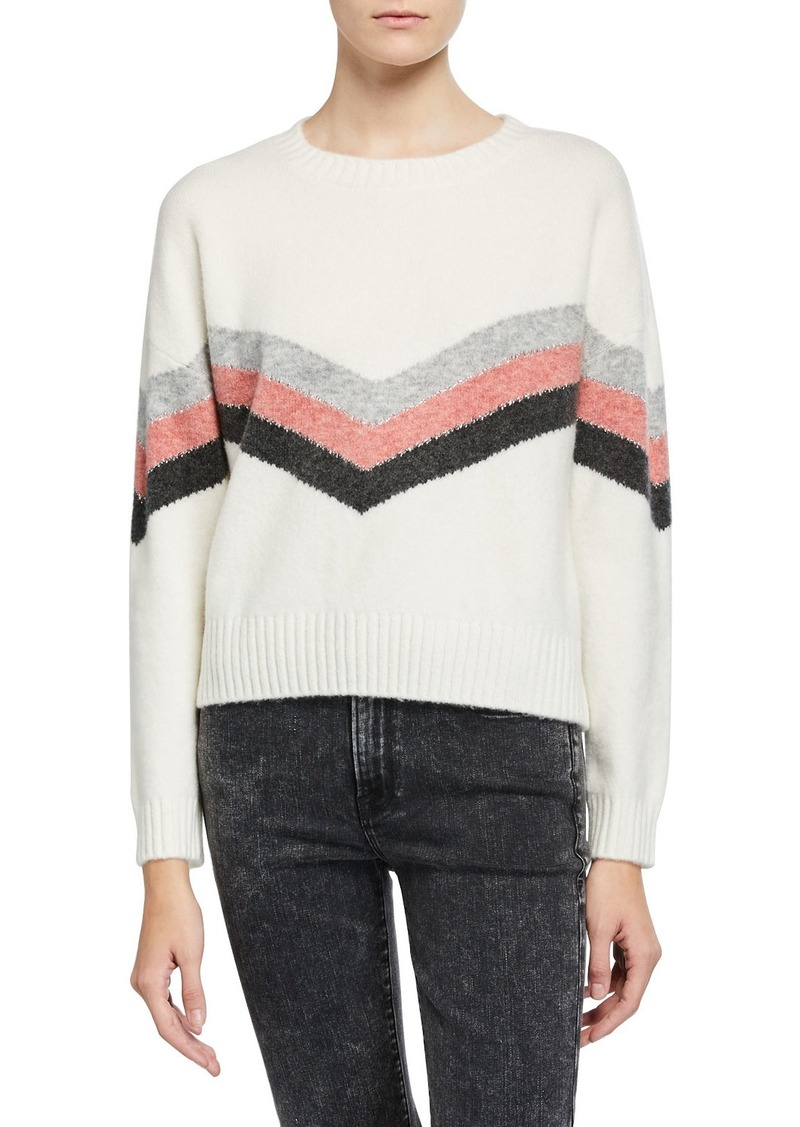 Rails Aura Chevron Wool Sweater