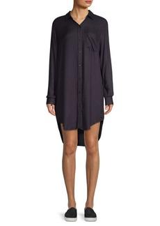 Rails Bianca Plaid Shirtdress