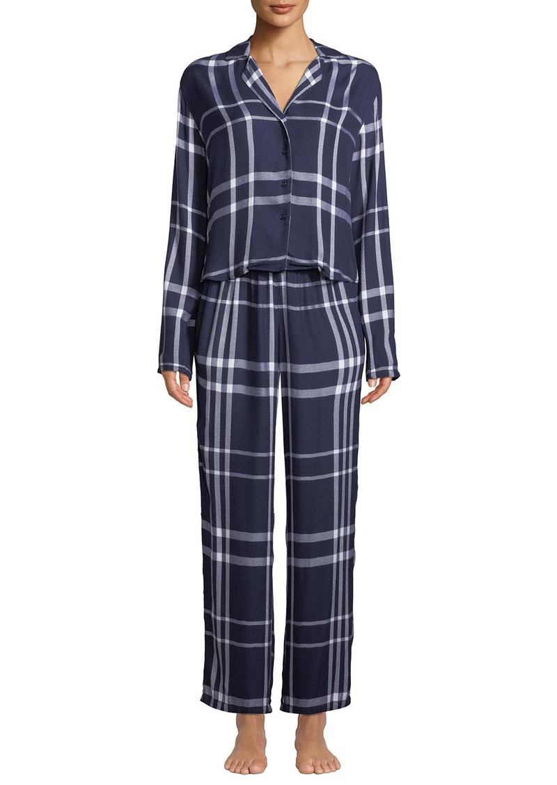 Rails Cadet Classic Pajama Set