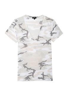 Rails Cara Camo T-Shirt