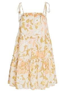 Rails Caralyn Tiered Ruffle Mini Dress