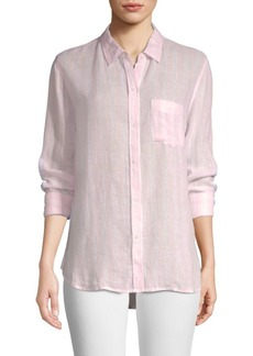 Rails Charli Stripe Button-Down Shirt