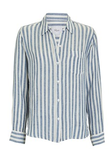 Rails Charli Striped Button-Down Shirt