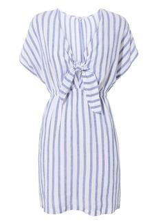 Rails Charlotte Tie-Front Dress