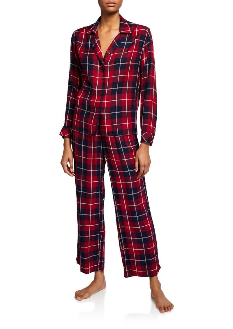 Rails Clara Plaid Classic Pajama Set