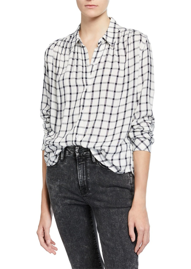 Rails Cozette Check Button-Down Shirt