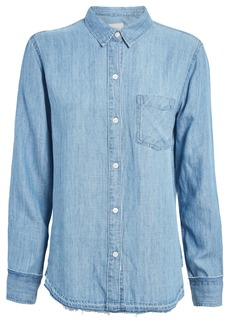 Rails Elliot Chambray Button Down Shirt